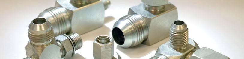 Raccord hydraulique JIC, fabricant raccord JIC sur mesure